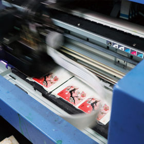 business card case printing